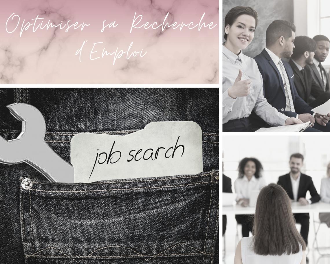 Optimiser sa recherche d'emploi
